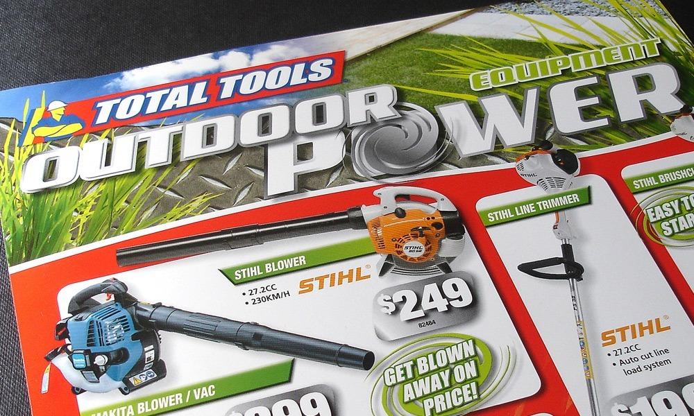 [ Total Tools ]