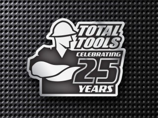 TOTAL TOOLS 25 YEARS
