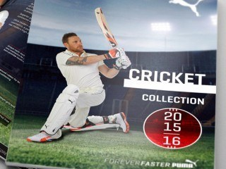PUMA Cricket Merchandise Catalogue