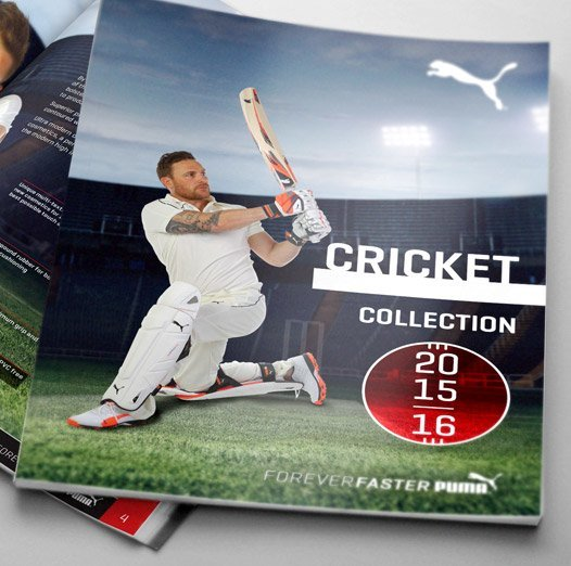 [ Puma Cricket Merchandise Catalogue ]