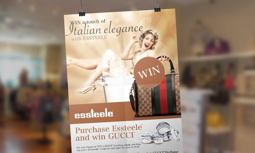 [ Essteele Italian Elegance Promo ]