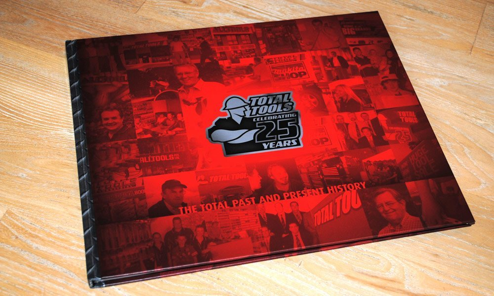 [ Total Tools 25Yr Celebration Book ]