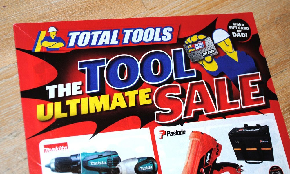 [ Total Tools – Catalogue Creatives ]